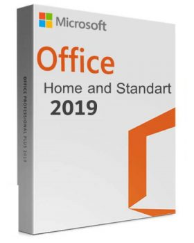 Office 2019 Home and Standard